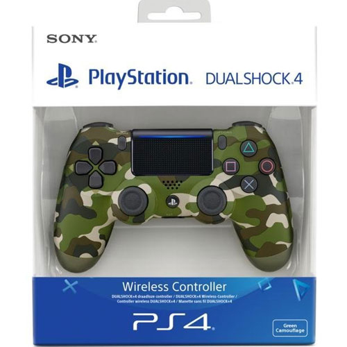 PS4 Controller org. Camouflage V2